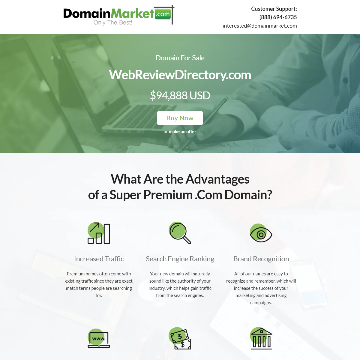 Buy a Domain Name - World`s Best Domains For Sale