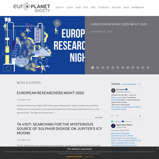 Europlanet Society