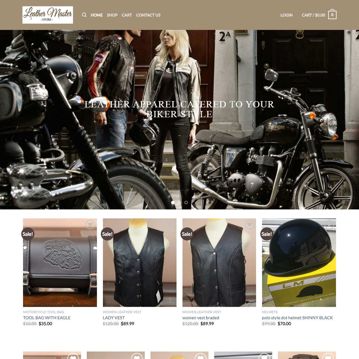Leather Master Store