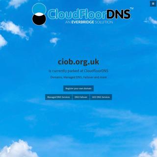 CloudfloorDNS - Managed DNS, Failover, GEO DNS, Domain Registration & Management
