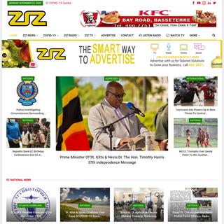 ZIZ Broadcasting Corporation – National Broadcasting Corporation of St. Kitts & Nevis