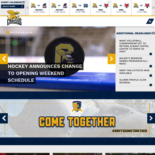 Canisius College Athletics - Official Athletics Website