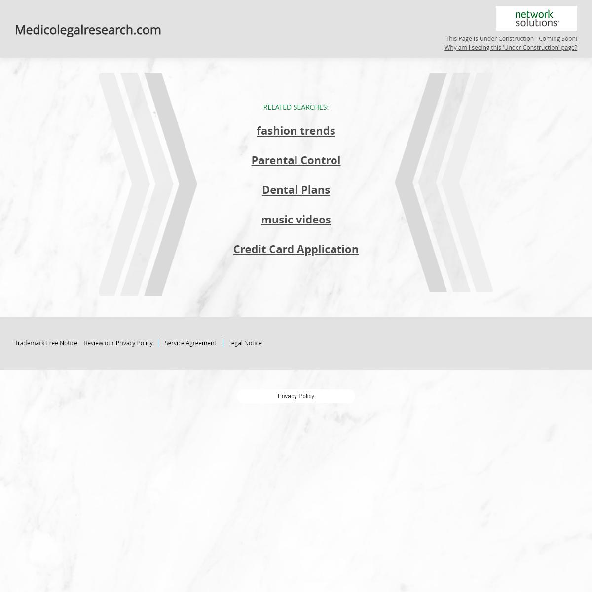 Medicolegalresearch.com