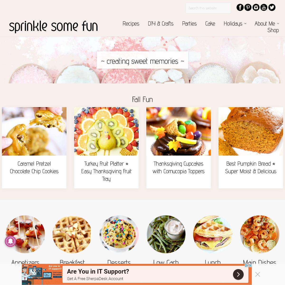 Sprinkle Some Fun ⋆ Sprinkle Some Fun