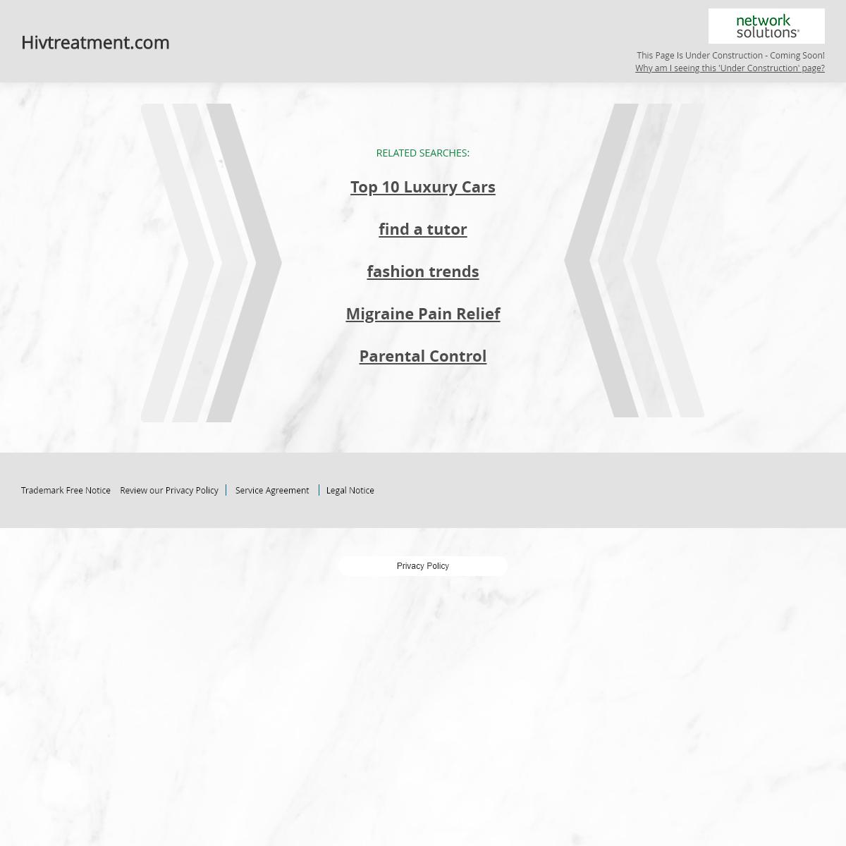 Hivtreatment.com