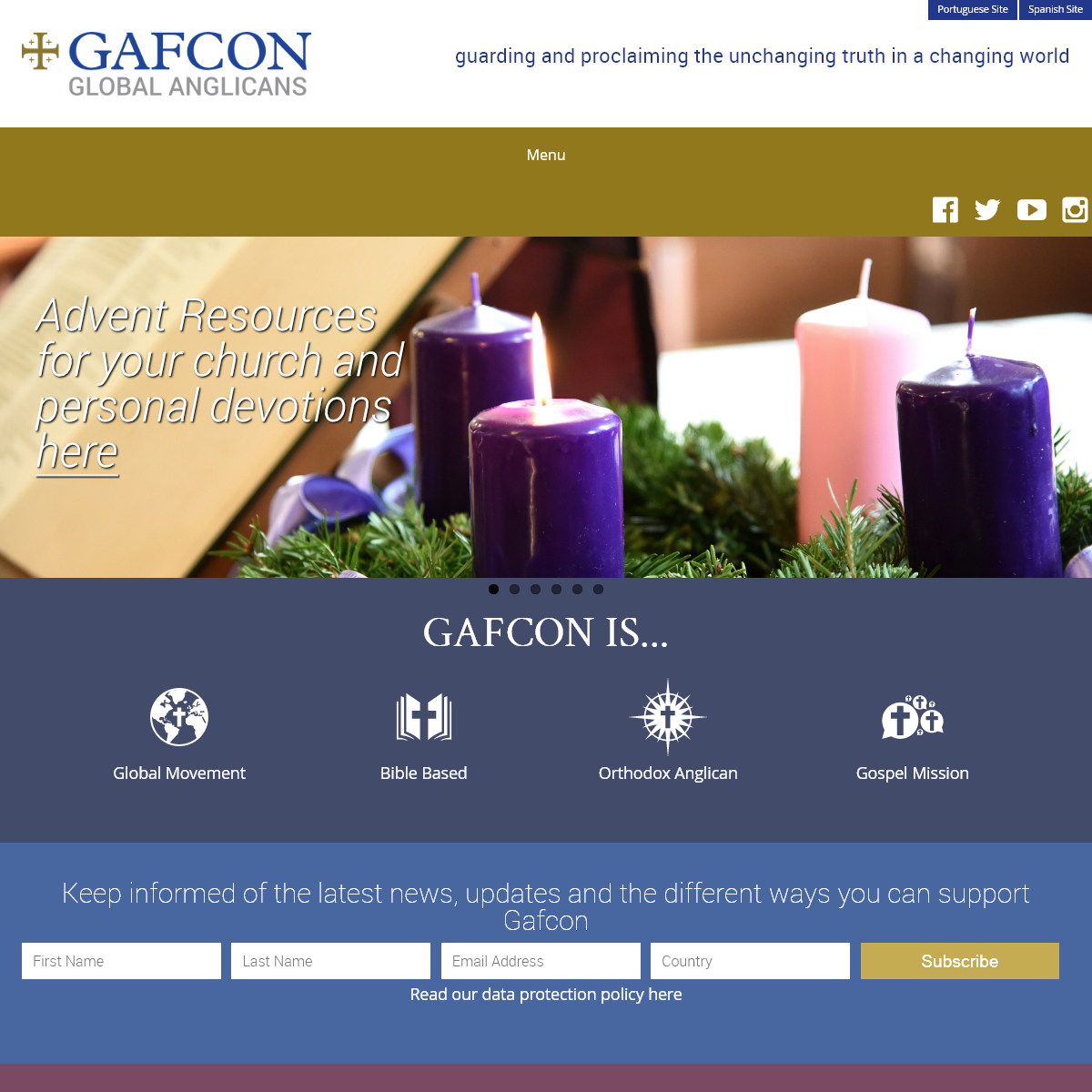 Home - GAFCON