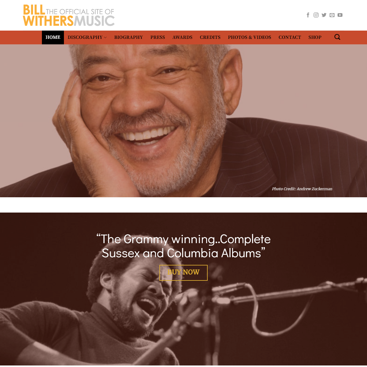 Songwriter Hall of Fame - BillWithers.com