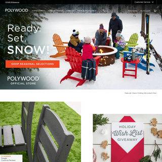 POLYWOOD® Outdoor Furniture - Rethink Outdoor® - POLYWOOD® Official Store