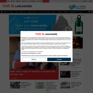 Lancashire news, sport and entertainment from Lancashire, Greater Manchester & Merseyside