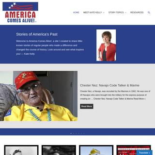 Home - America Comes Alive