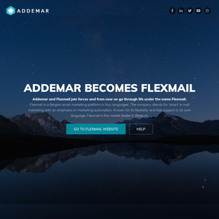 ADDEMAR BECOMES FLEXMAIL