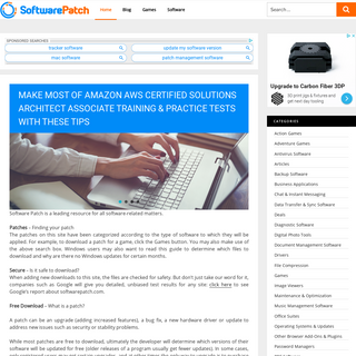Software Patch - Technology For Everyone