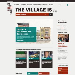 The Village Alliance