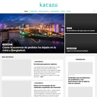 Katazu - Actualidad para mentes inquietas