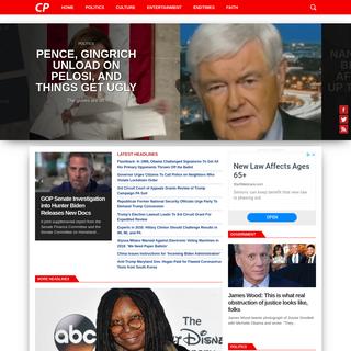 Conservative Post - Community Driven Conservative News