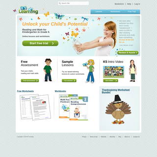 Online reading and math for kids - K5 Learning
