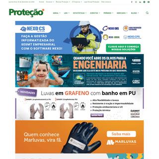 Home - Revista Proteção