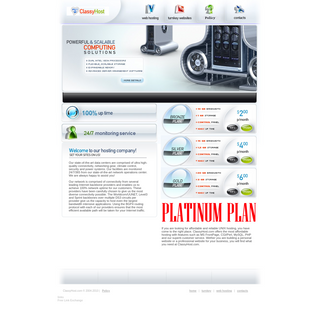 Budget web hosting company