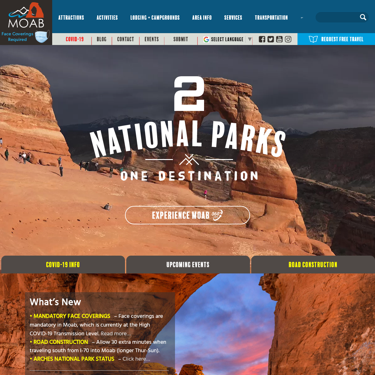 Moab Utah`s Official Vacation Planning Website — Discover Moab