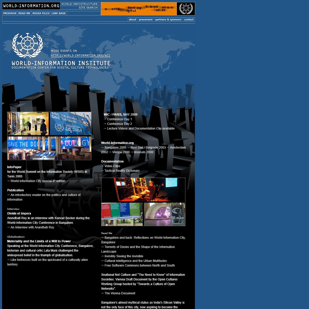 World-Information.Org