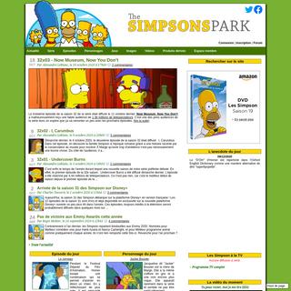 The Simpsons Park - Toute l`actualité des Simpson