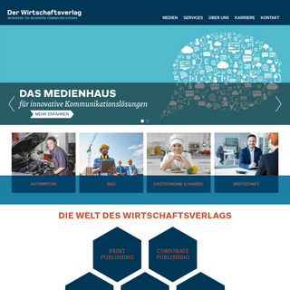 Wirtschaftsverlag - Wirtschaftsverlag