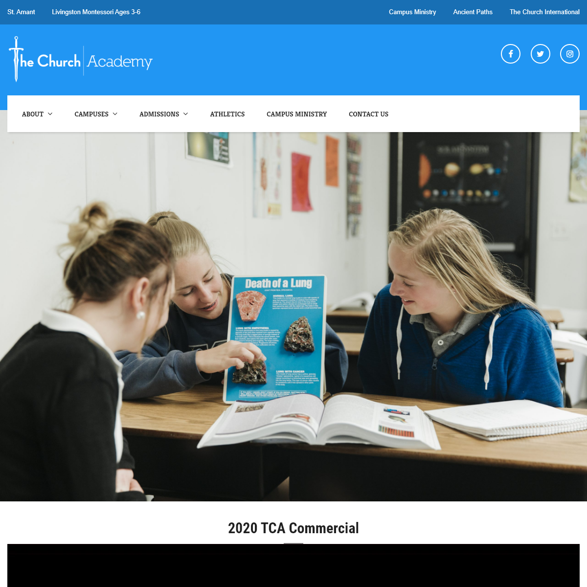 The Church Academy – The Church Academy