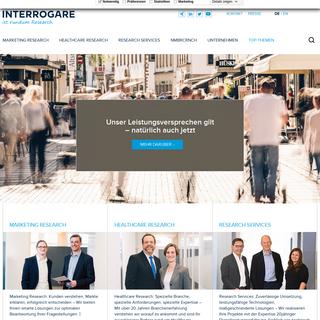 INTERROGARE - Marktforschungsinstitut – Interrogare