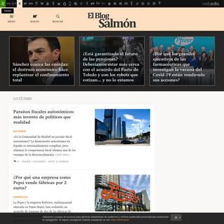El Blog Salmón - economía, finanzas, empresa y economía doméstica