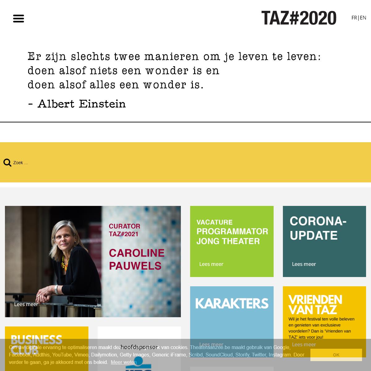 TAZ#2020