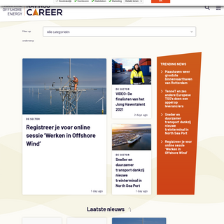 De sector - Navingo Career