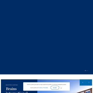 Colegios privados internacionales en Madrid y Las Palmas de Gran Canaria - BRAINS