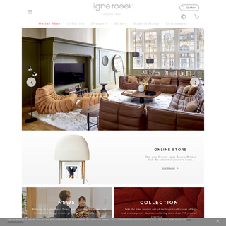 LIGNE ROSET Official Site - Contemporary Design Furniture