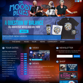 The Moody Blues - Official Site