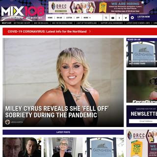 MIX 108 – Today`s Best Mix – Duluth Pop Radio