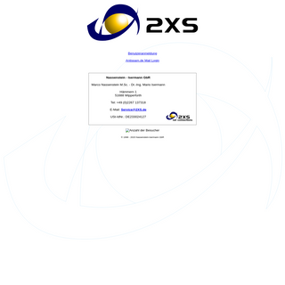 2XS - Net Connections