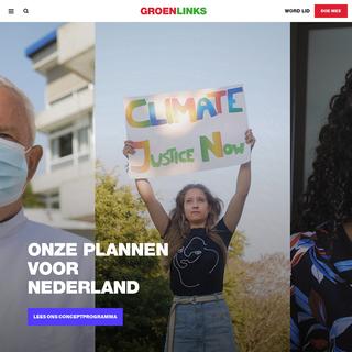 Home Landelijk - GroenLinks
