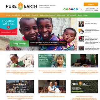 Pure Earth-Blacksmith