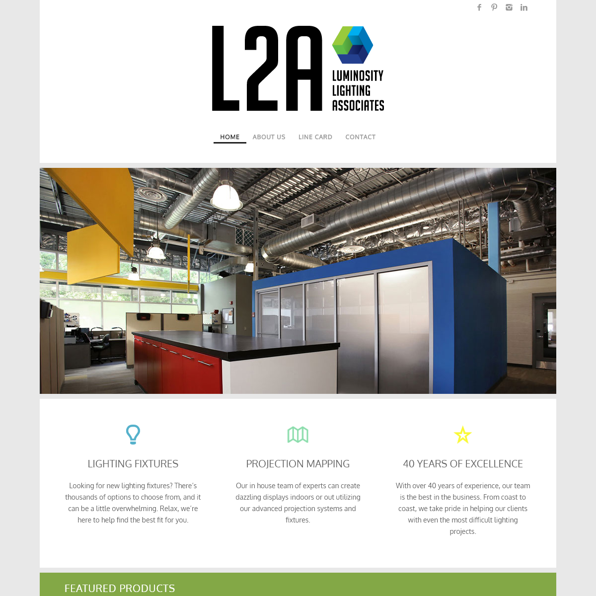 L2A – Creating stunning illumination experiences