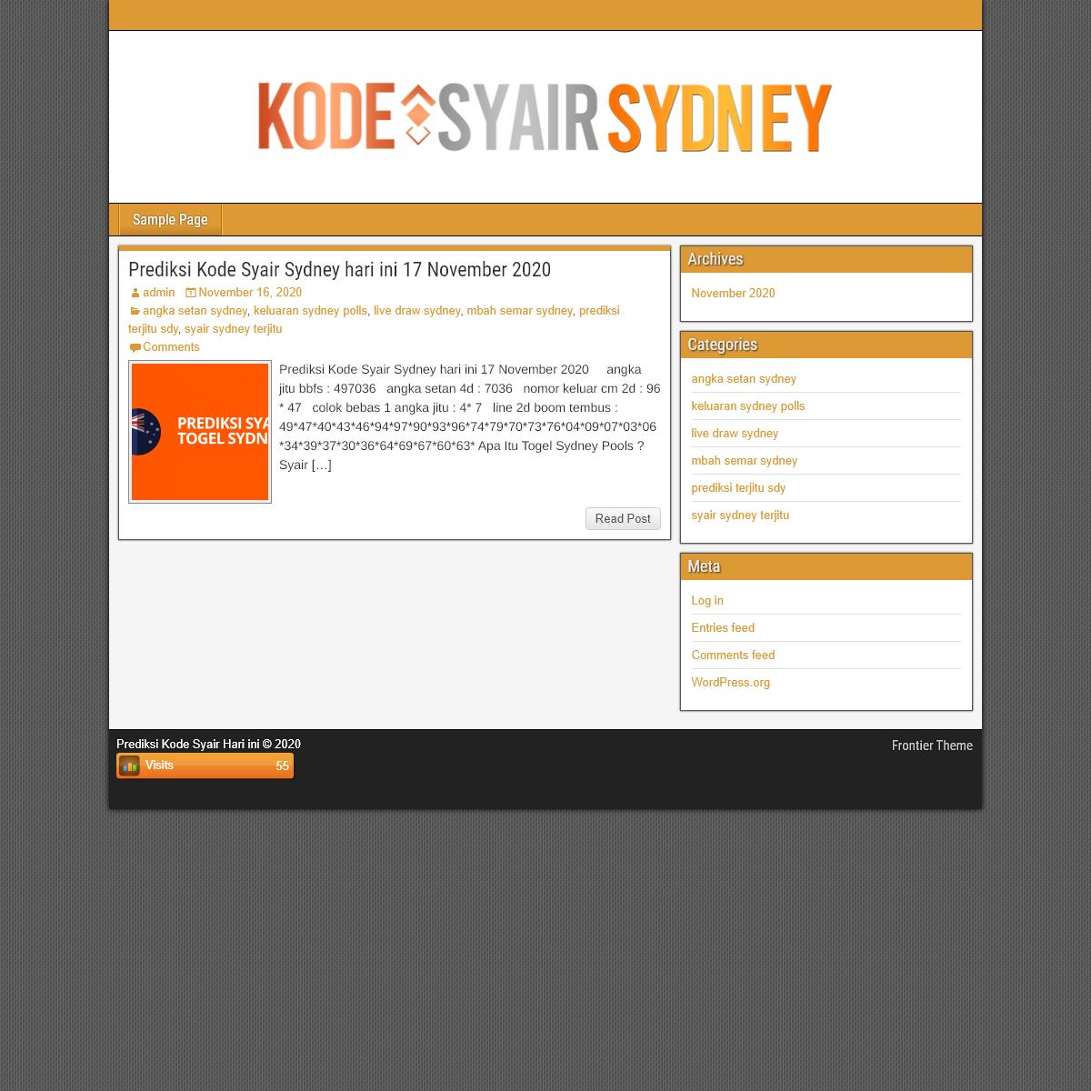 Prediksi Kode Syair Sydney Polls Hari ini - Keluaran Sydney Polls - Live Draw Tercepat Sydney Polls Hari ini