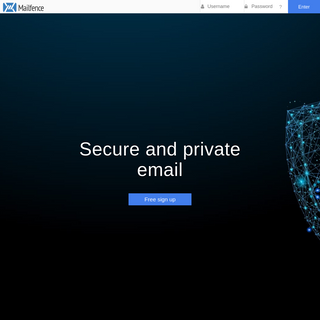 Secure and private email - Mailfence encrypted email service