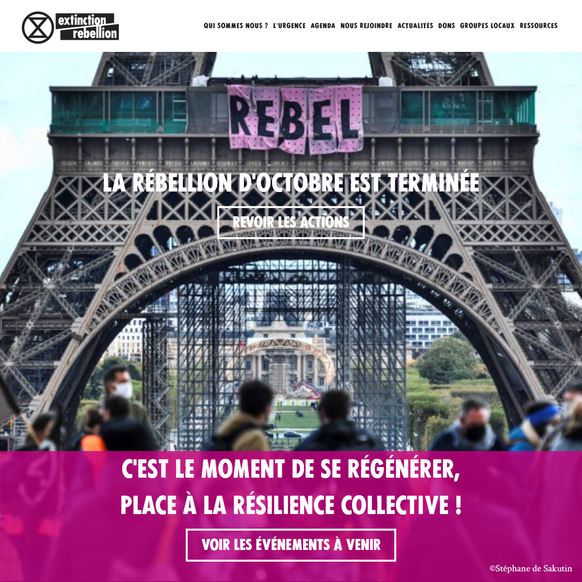 Extinction Rebellion France