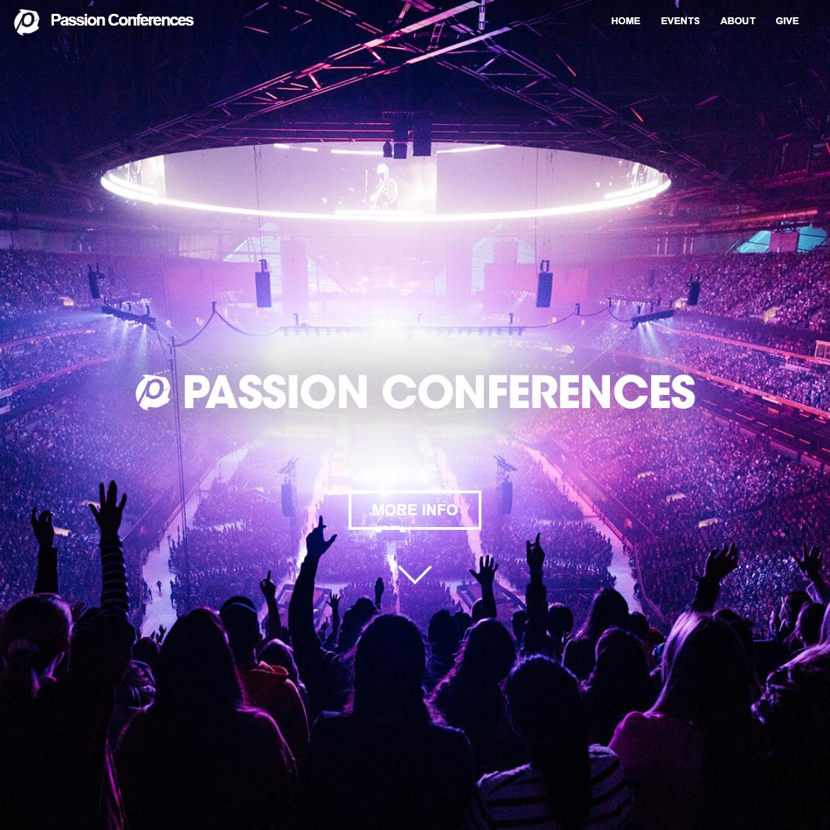 Passion Conferences -