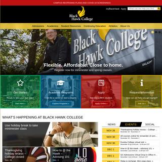 Black Hawk College - Quad-Cities Campus and East Campus