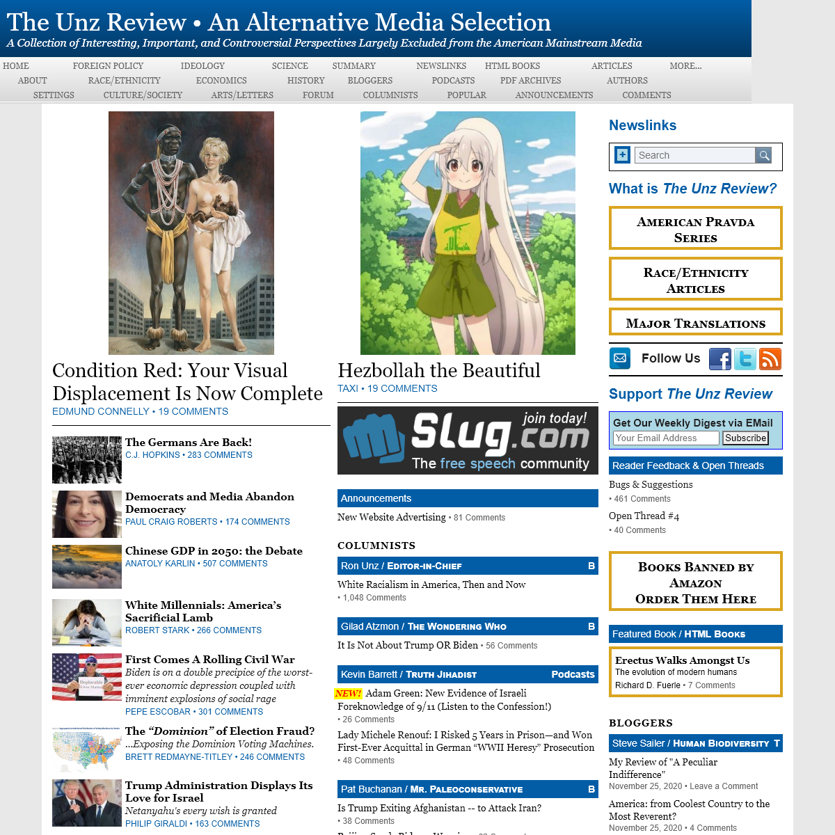 The Unz Review • An Alternative Media Selection - The Unz Review