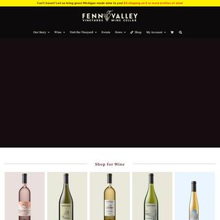 Fenn Valley Home – Fenn Valley Vineyards