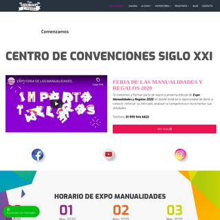 Expo Manualidades Merida 2019