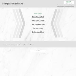 Meetingsandconventions.net