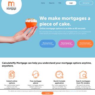 Home - CalculateMy Mortgage