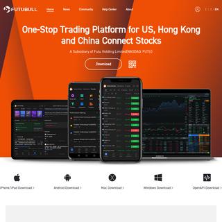 Futu Bull official website-Hong Kong stock market_US stock market_A share market